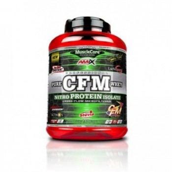 Amix Nutrition - MuscleCore Opti-Whey CFM Instant Protein - 2250gr