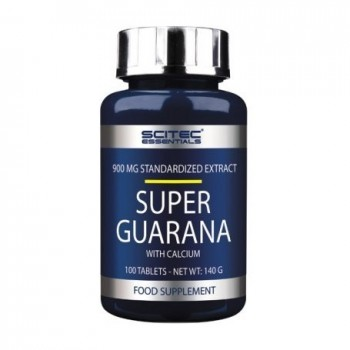 Scitec Super Guarana 100...