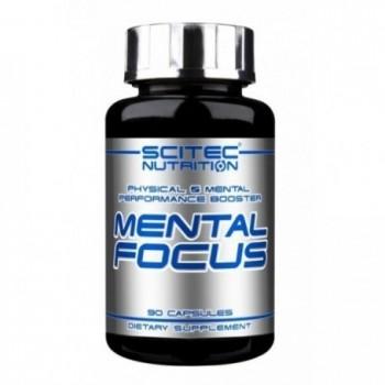 Scitec Mental Focus...