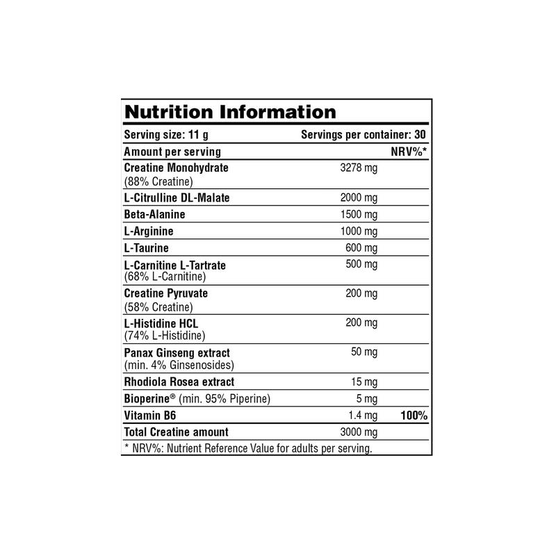 Bigman Nutrition - Harina de Avena con sabor - 1000gr