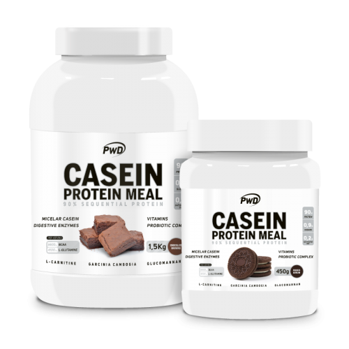PWD Casein Protein Meal 450 gramos
