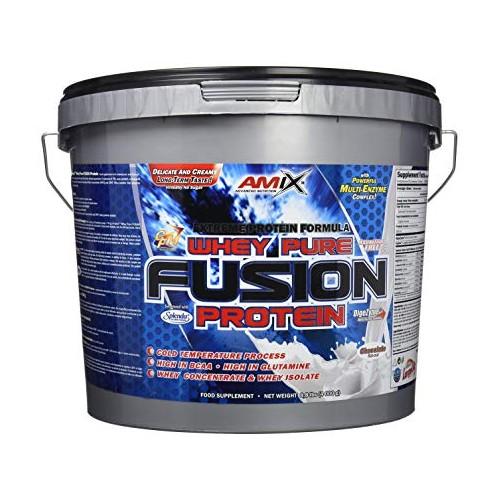 Amix Whey Pure Fusion 4000 gramos