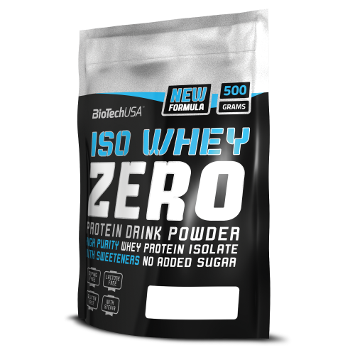 BioTechUSA Iso Whey Zero 500 gramos