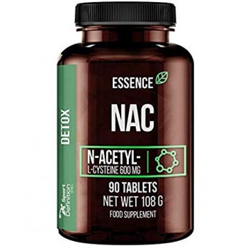 Essence NAC 600 mg 90 Cápsulas