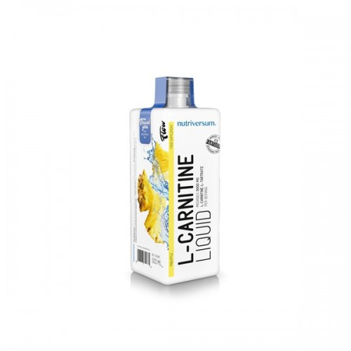 Nutriversum L-Carnitine liquid  3000 500 ml.