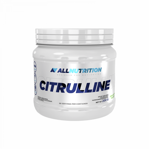 ALL Nutrition Citrulline 200 gramos