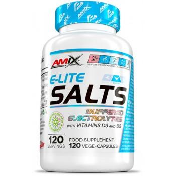 Amix E-Lite Salts 120 cápsulas