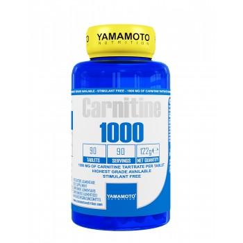 Yamamoto Carnitine 90 cápsulas