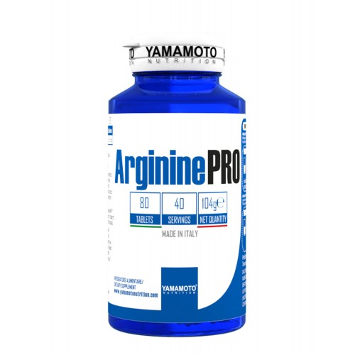 Yamamoto Arginine Pro 80 cápsulas