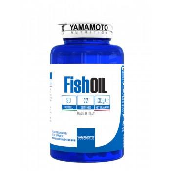 Yamamoto Fish Oil 90 cápsulas