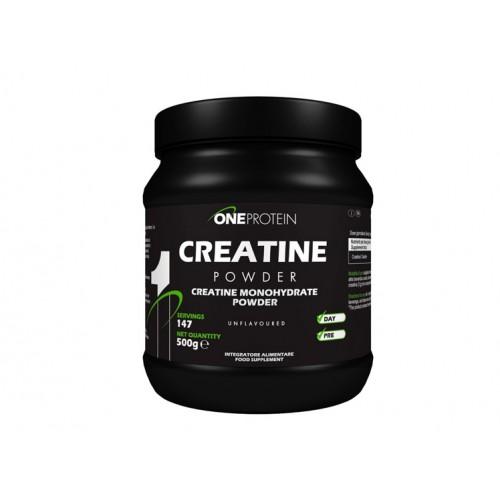 One Protein Creatine 500 Gramos