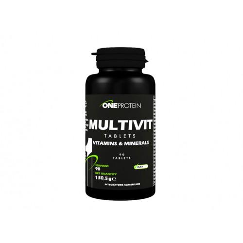 One Protein Multivit 90 Tabletas