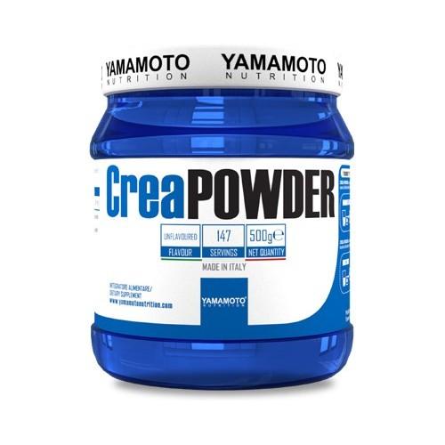 Yamamoto Crea Powder Creapure 500 gramos