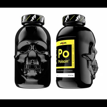 TF7 Labs Poison V2 Pre-Workout - La Calavera - 400 gr.