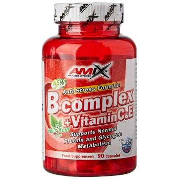 Amix B-Complex + Vitamin C...