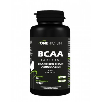 One Protein BCAA 100 tabletas