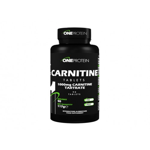 One Protein Carnitine 90 tabletas