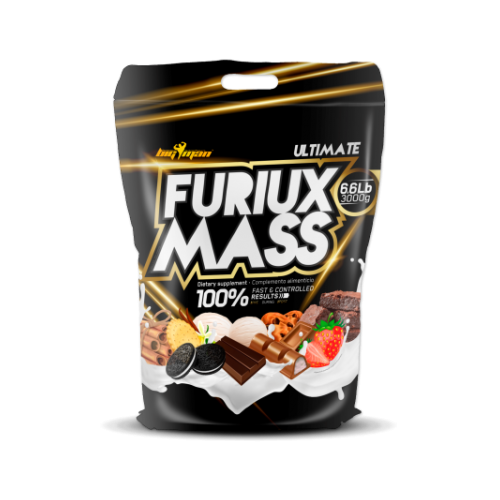 Bigman Ultimate Furiux Mass 3000 gramos