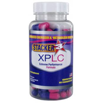 Stacker 3 XPLC 100 cápsulas