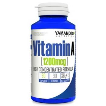Yamamoto Vitamin A 90 cápsulas