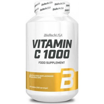 BioTechUSA - VITAMIN C 1000
