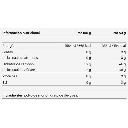 3XL Pure Creatine - 500gr creatina monohidrato