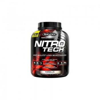 Muscletech - Nitro-Tech...