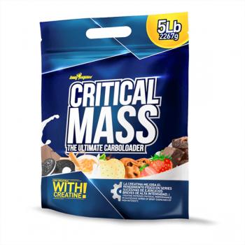 Bigman Critical Mass...
