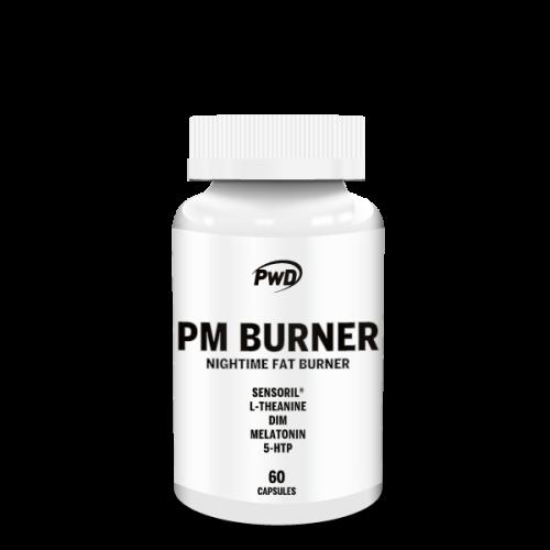 PWD PM Burner 60 cápsulas