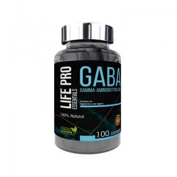 Life Pro GABA 100 cápsulas