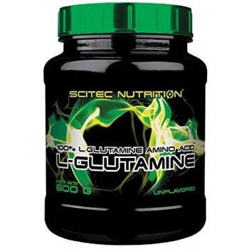 Scitec L-Glutamine 600 gramos
