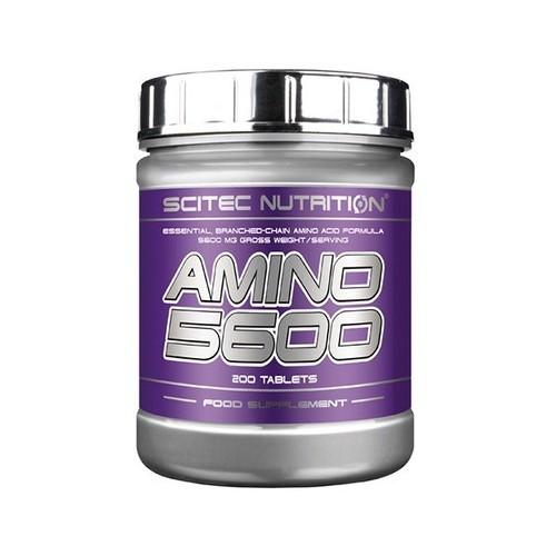 Scitec Amino 5600 200 tabletas