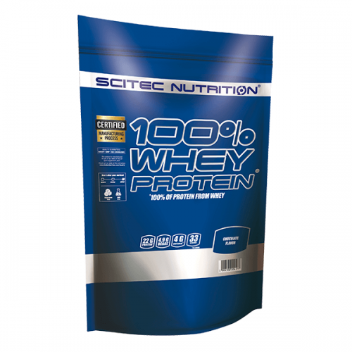 Scitec 100% Whey Protein 1000 gramos