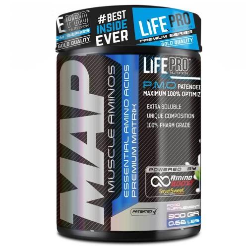 Life Pro MAP 300 gramos
