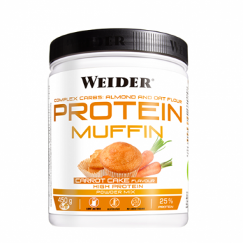 Weider - Protein Muffin  (magdalenas proteicas) - 450 gr.