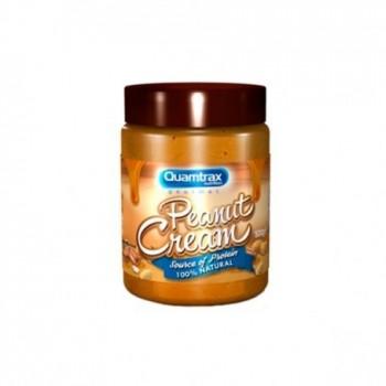 Quamtrax Peanut cream (Crema de cacahuete) 500 gramos