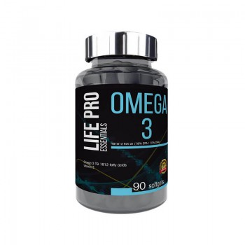 Life Pro Omega 3 90 perlas