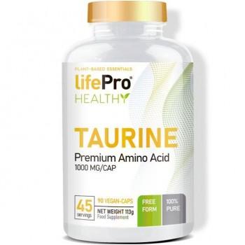 Life Pro Taurine 90 cápsulas