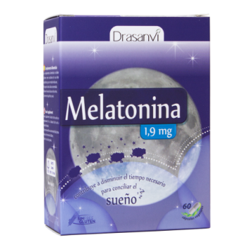 Drasanvi - Melatonina - 60...