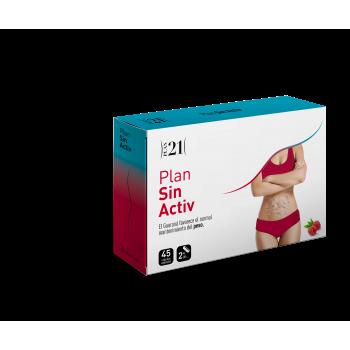 Plan Sin Activ 45 cápsulas