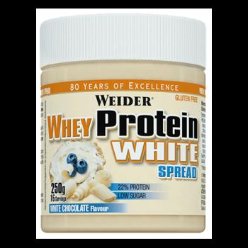 Weider - Whey Protein White Spread (crema de chocolate blanco) - 250 gr.