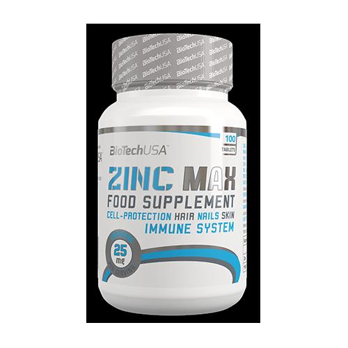 BioTechUSA - Zinc 100caps
