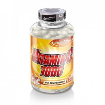 Ironmaxx - Vitamin C 1000 -...