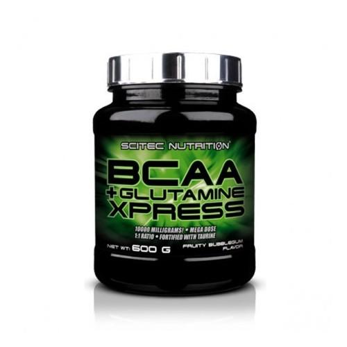 Scitec BCAA + Glutamine Xpress 600 gramos