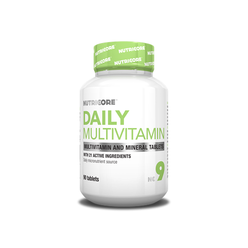 Nutricore Daily Multivitamin 90 tabletas