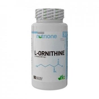 Nutrione L-Ornitina 90 cápsulas