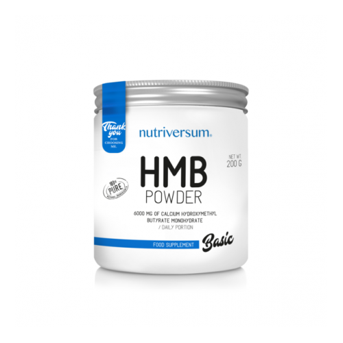 Nutriversum HMB Powder 200 gramos