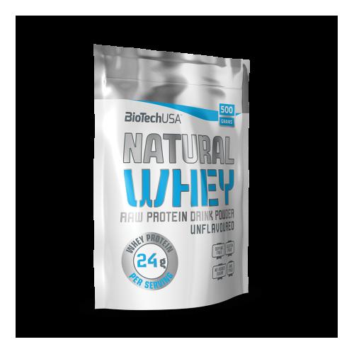 BioTechUSA - Natural Whey - 500 gr
