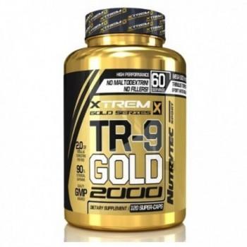 Xtreme Gold Series - TR-9 Gold Xtrem, 120 caps de 1000mg Tribulus Terrestris