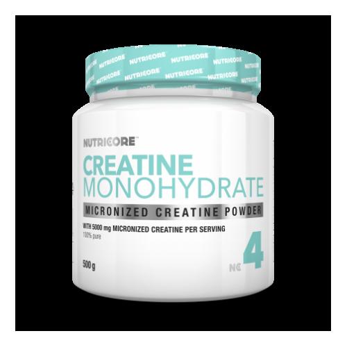 Nutricore Creatine Monohydrate 500 gramos